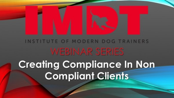 Webinar: Creating Compliance In Non Compliant Clients