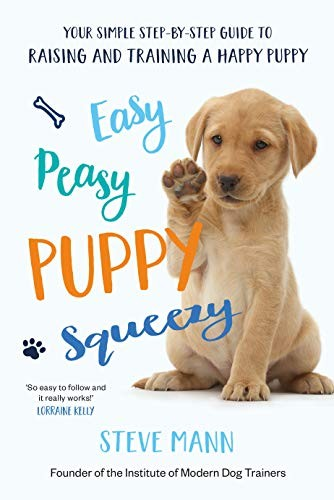Easy Peasy Puppy Squeezy Book