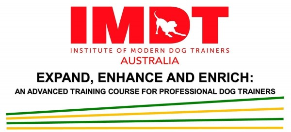 Expand, Enhance and Enrich: An Advanced Training Course for Professional Dog Trainers