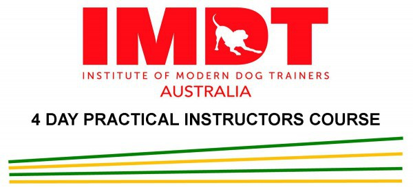 IMDT 4 DAY PRACTICAL INSTRUCTORS COURSE