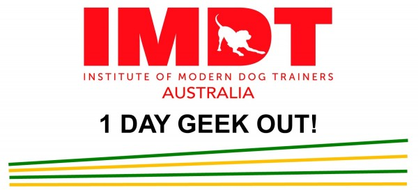 IMDT 1 DAY GEEK OUT